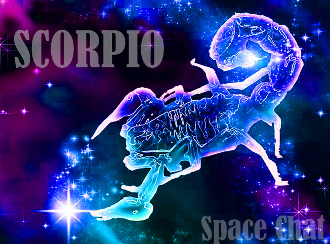 Space Chat With Scorpio