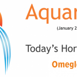 Today's Aquarius daily horoscope 01/02/2019